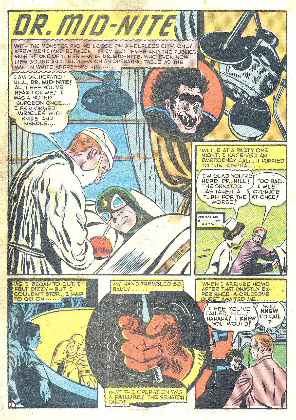 Read online All-Star Comics comic -  Issue #20 - 29