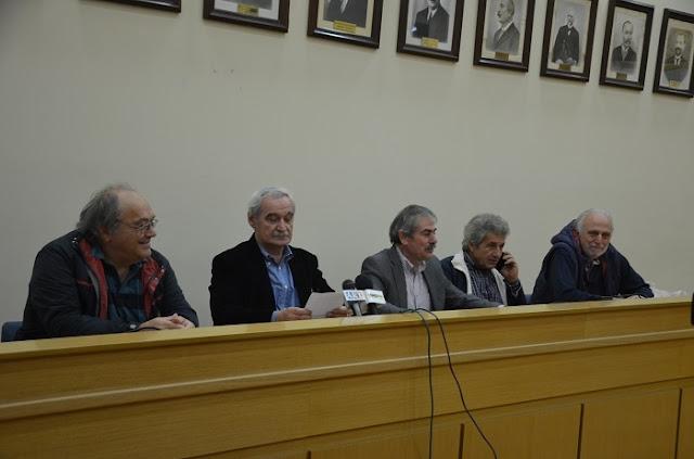 Ν. Χουντής από την Τρίπολη: Η έξοδος από τα μνημόνια και η κανονικότητα είναι ένα ακόμα μνημόνιο (βίντεο)