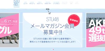 stu48 homepage website