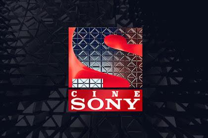 Cine Sony - Eutelsat Frequency