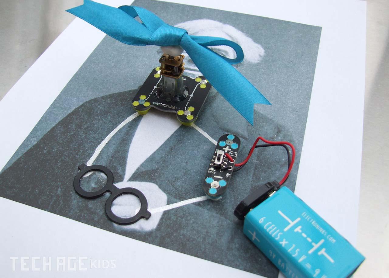 how to make a faraday motor