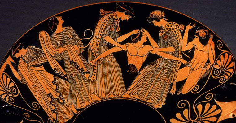 death in ancient greece essay When someone died in ancient greece, they would be washed a coin would be placed in their mouth, to pay the ferrymen who took the dead across the rivers in the different parts of the underworld when the greeks conquered egypt, they adopted the egyptian tradition of mummification.