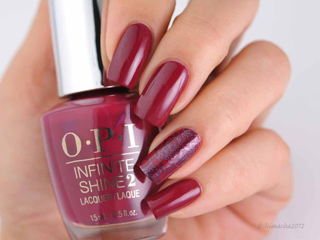 OPI: Berry On Forever (Infinite Shine)