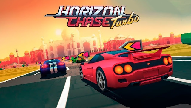 استديو Aquiris Game Studio يعلن عن قدوم لعبة Horizon Chase Turbo للسويتش