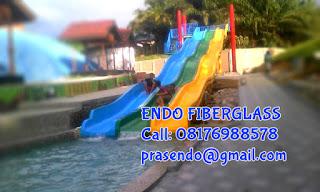 Jual Seluncuran Race Slide Waterpark