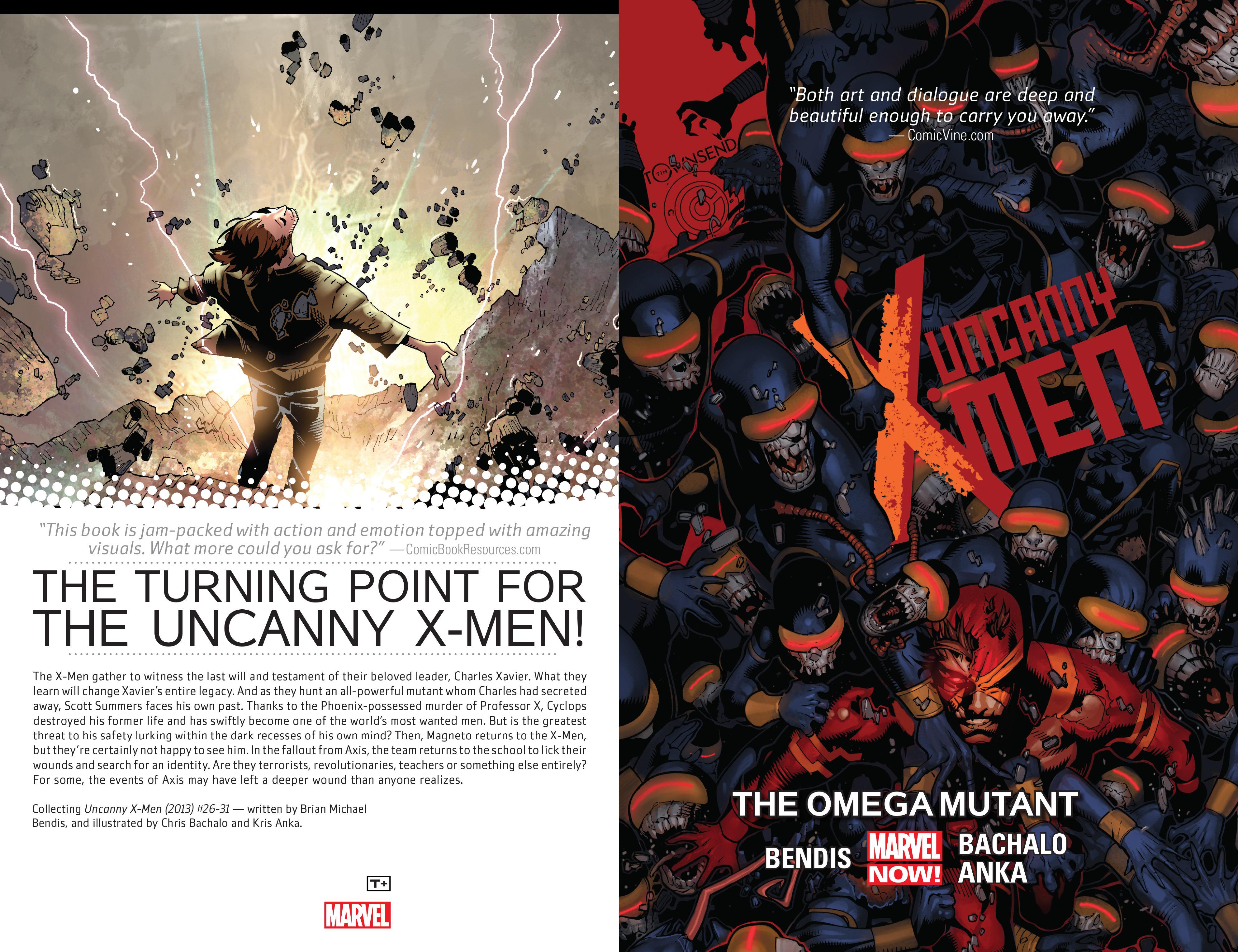 Read online Uncanny X-Men (2013) comic -  Issue # _TPB 5 - The Omega Mutant - 2