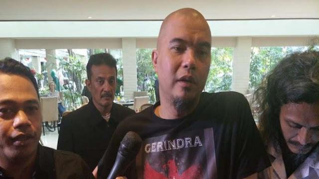 Ahmad Dhani: Dungu, Jika #2019GantiPresiden Disebut Ganti Pancasila