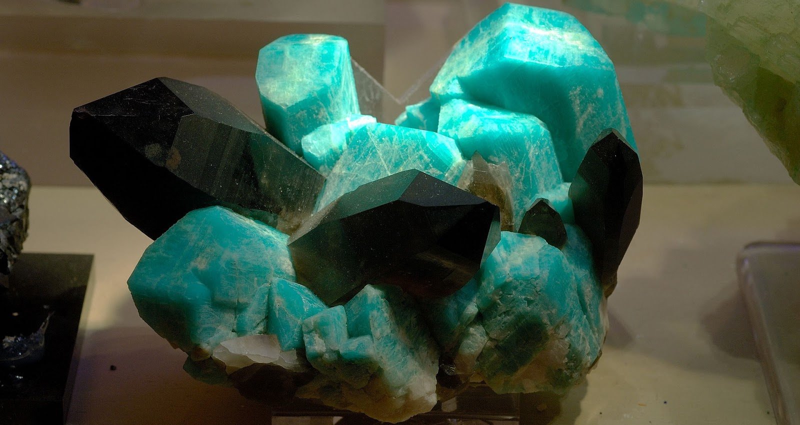 Hermosa piedra preciosa