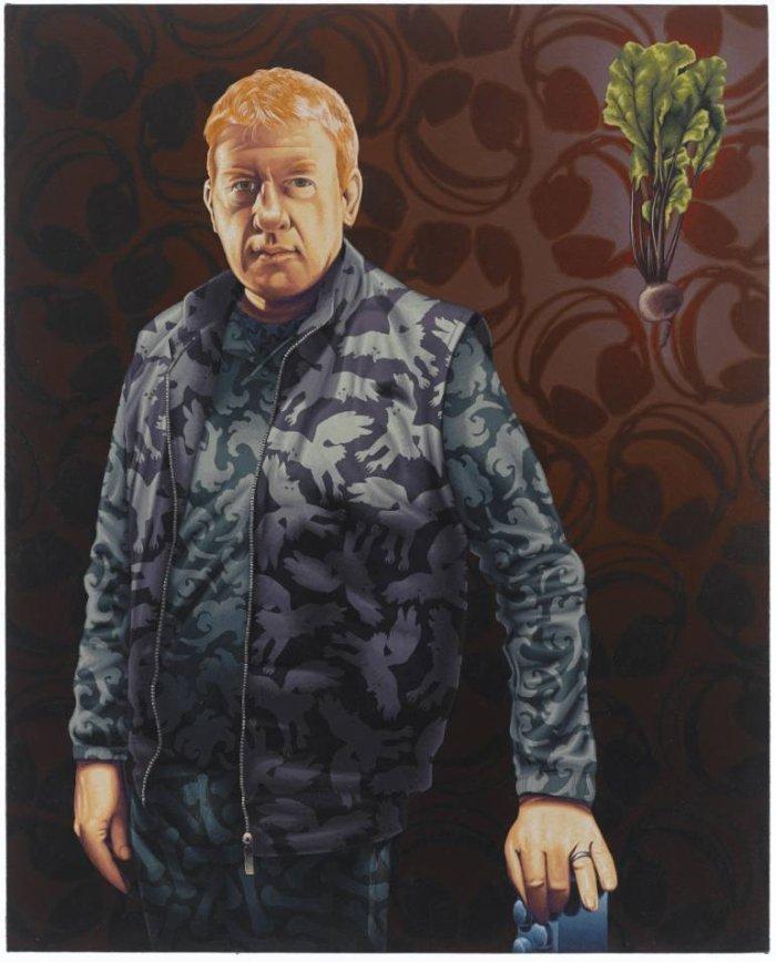 Шотландский художник. Stephen A Hall