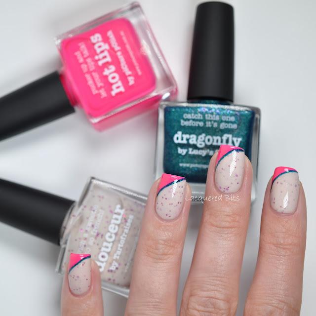piCture pOlish nail art