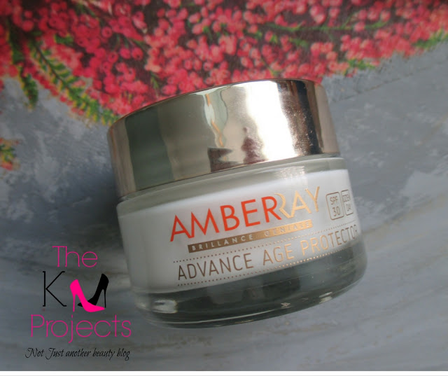 AMBERAY Advance Age Protector review