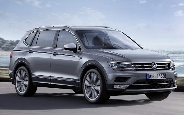 VW Tiguan AllSpace - transmissão DSG