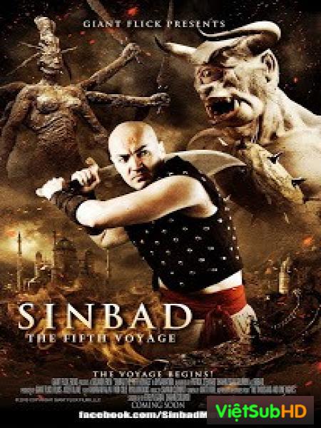 Sinbad: Cuộc phiêu lưu thứ 5