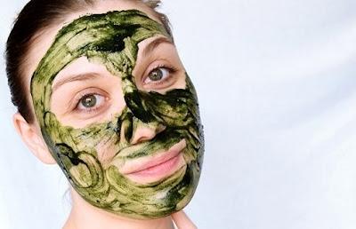 feuilles de menthe pour guérir les cicatrices d'acné
