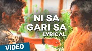 Ni Sa Gari Sa Song with Lyrics _ Darling 2 _ Kalaiyarasan _ Radhan _ Sathish Chandrasekaran
