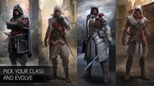 Assassin's Creed Identity APK+DATA Game Android MOD 2.6.0