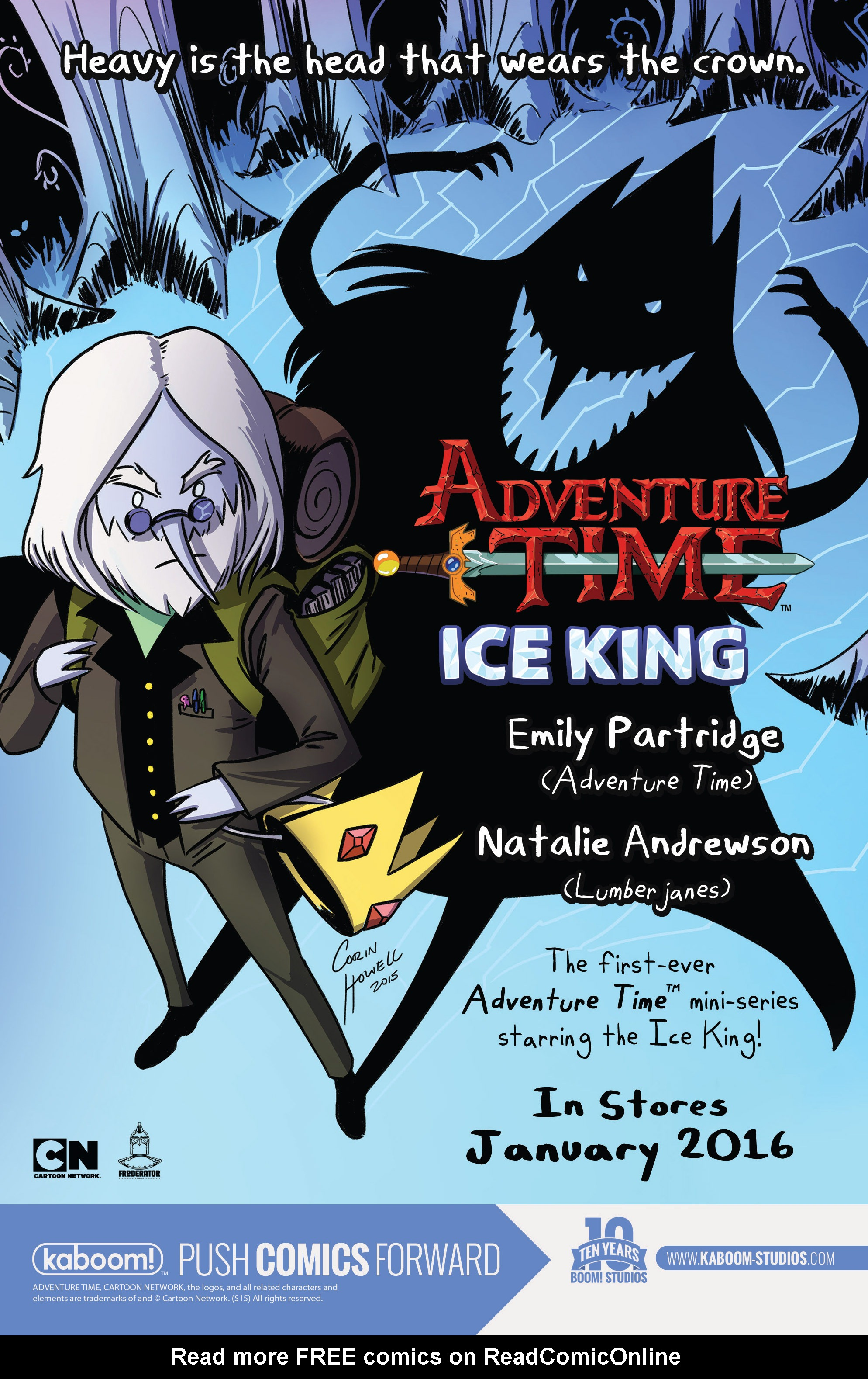 Read online Adventure Time Fionna and Cake Card Wars comic -  Issue #5 - 29