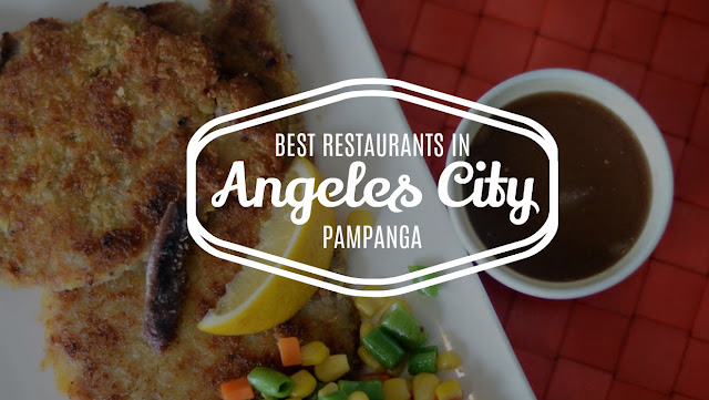 List of Best Restaurants in Angeles Pampanga