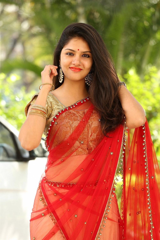 Gayathri Suresh At Hero Heroine Movie Teaser Launch -5270
