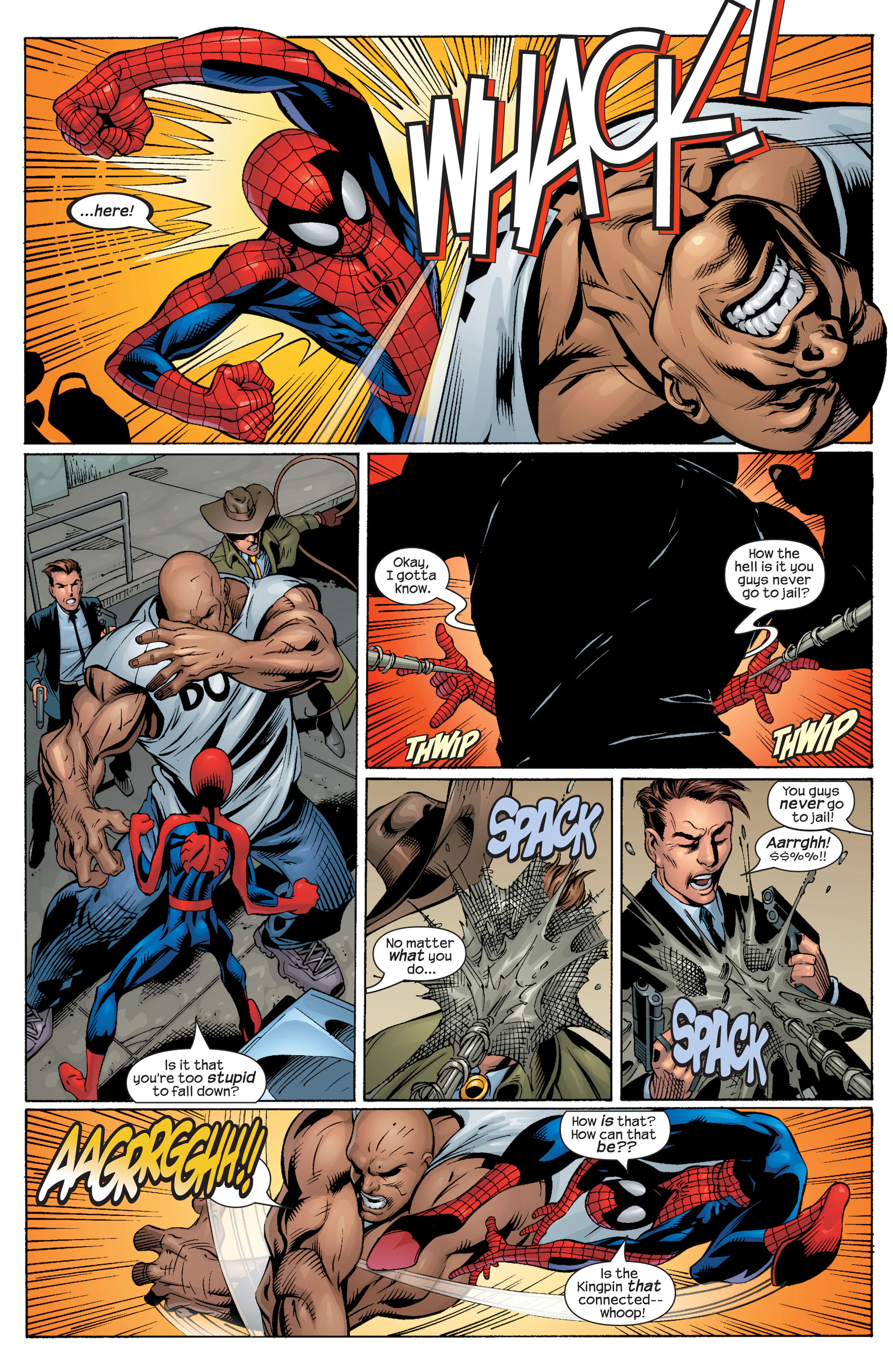Read online Ultimate Spider-Man (2000) comic -  Issue #49 - 10