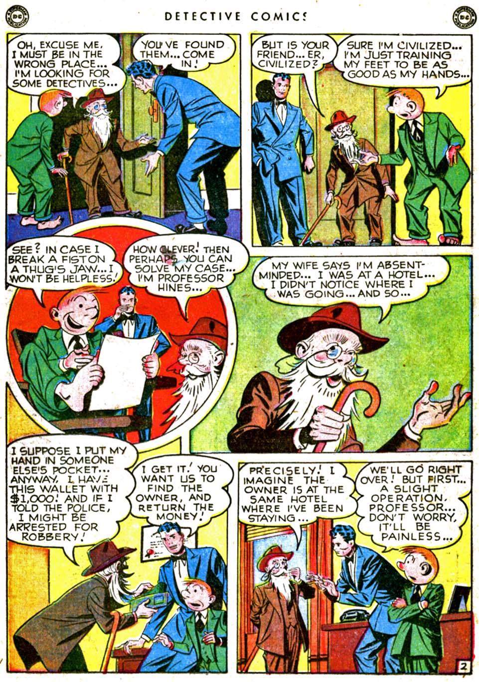 Detective Comics (1937) 144 Page 24