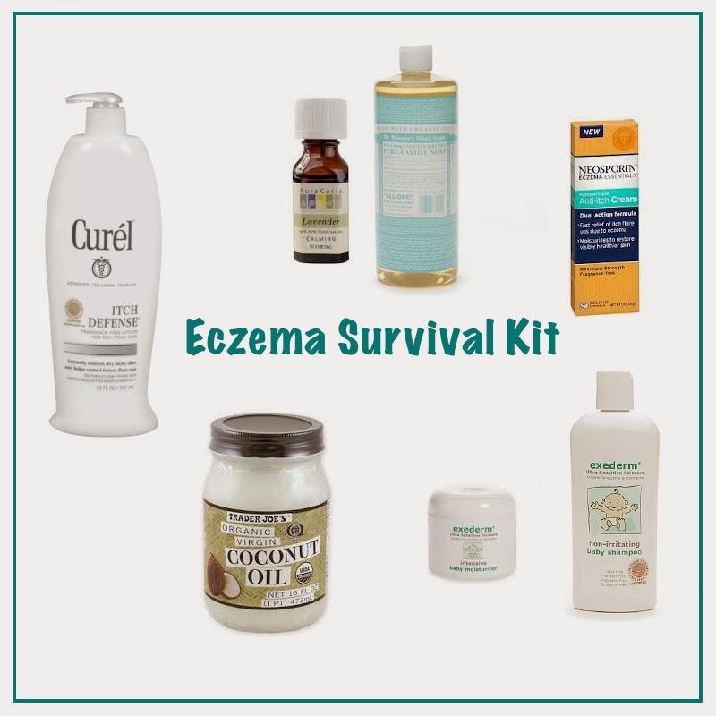 Three More Weeks: Eczema Update & Homemade Baby Wash