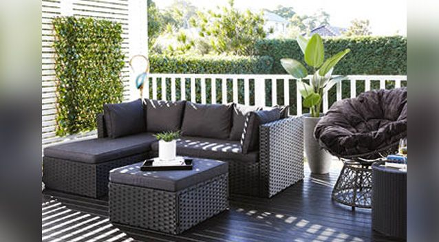 Aldi to sell garden furniture