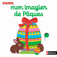 Mon imagier de Pâques - KIDIDOC NATHAN
