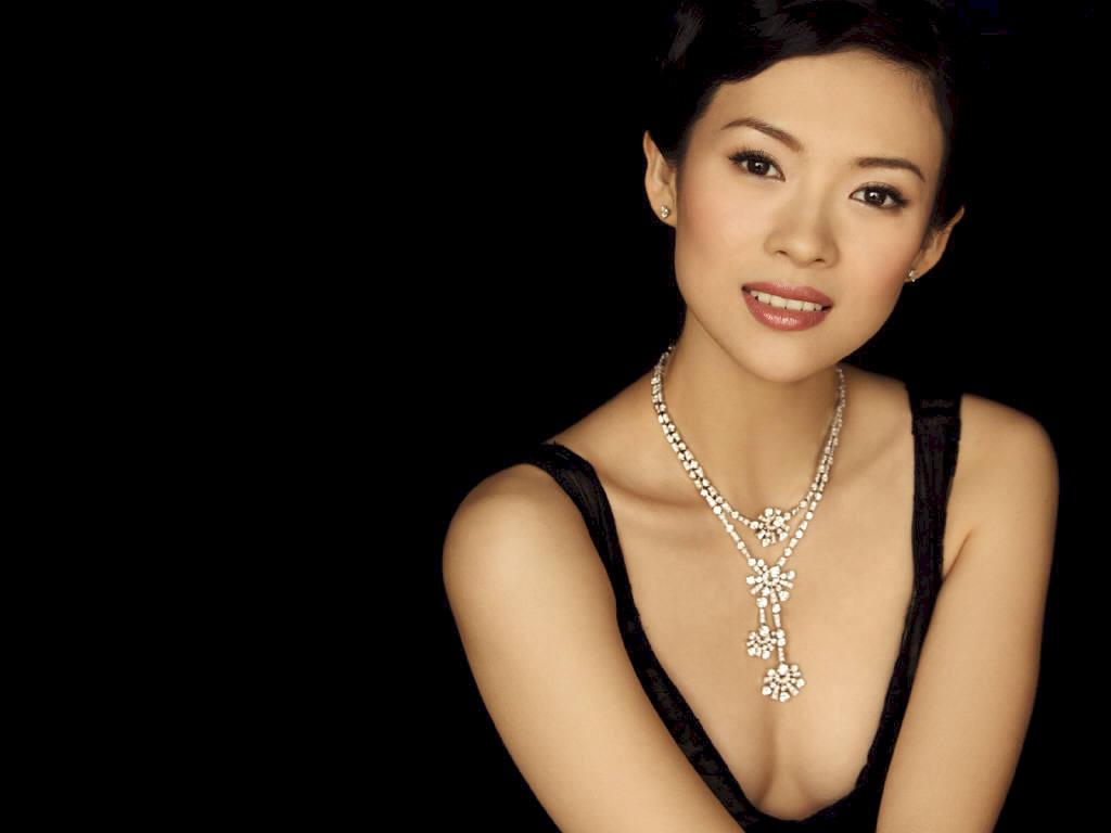 Mine Zhang ziyi sexy young