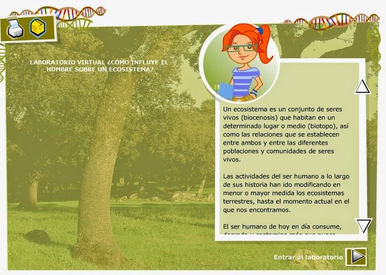 http://escuela2punto0.educarex.es/Ciencias/Biologia_Geologia/Laboratorios_Virtuales_Biologia_Geologia/Como_influye_el_hombre_sobre_un_ecosistema/