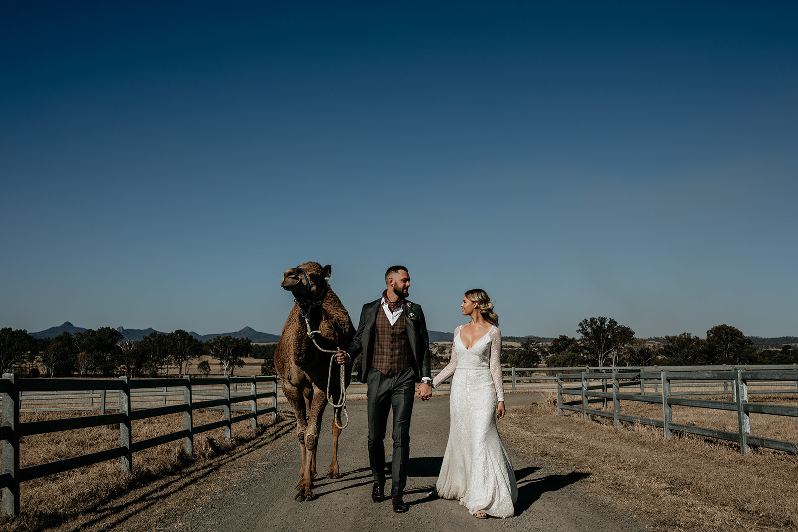 STYLED: LUXE COUNTRY WEDDING INSPIRATION   SCENIC RIM QLD