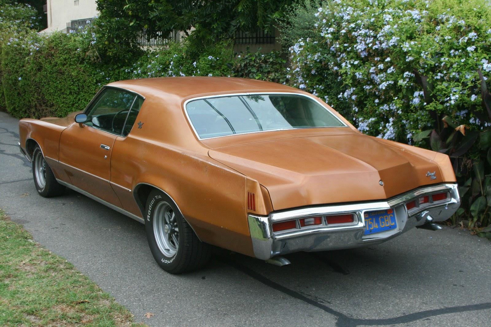 Pontiac Grand Auto Electrical Wiring Diagram 1964 Prix All American Classic Cars 1972 2