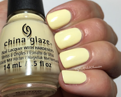 China Glaze House Of Colour, Spring 2016; Girls Just Wanna Have Sun