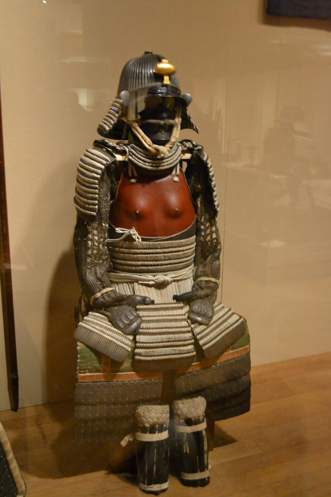 Японские доспехи. Метрополитен-музей. Нью-Йорк, Нью-Йорк (The Metropolitan Museum of Art, NYC)
