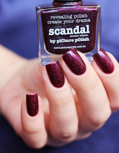 "Picture Polish ""Scandal"""