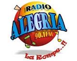 Radio Alegria Huaraz en vivo