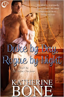 Constance Danbury is desperate to escape an arranged marriage to a man nearly twice her age. Her only hope is to board a merchantman bound for Spain to enlist her aunt's help. Her plans go awry when she's captured by pirates. Even more alarming, her traitorous body longs for the man who's returning her to England! Pushed into a marriage of convenience, she's caught between two men—one owns her heart, the other is bent on stealing it.  Percival Avery is a member of Nelson's Tea, an elite group assigned to protect England's shores at any cost. On a mission to avenge his sister's death, Percy infiltrates the gang of cutthroats responsible. When his vessel attacks a merchantman, Percy must choose between vengeance and saving the life of his commander's niece. His only choice is to mutiny, but mutiny obliterates his well-laid plans. Forced on a new course that leads straight back to Constance Danbury, Percy has to make a decision—chase revenge or allow himself to love again.