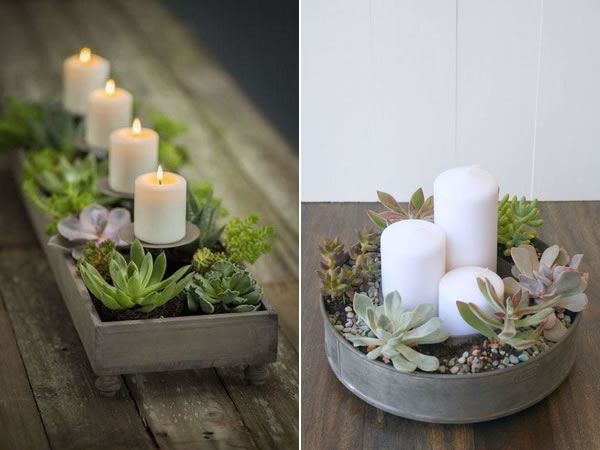 DIY Decor Easy Candle Decorating Ideas - Home Decorating Tips 6