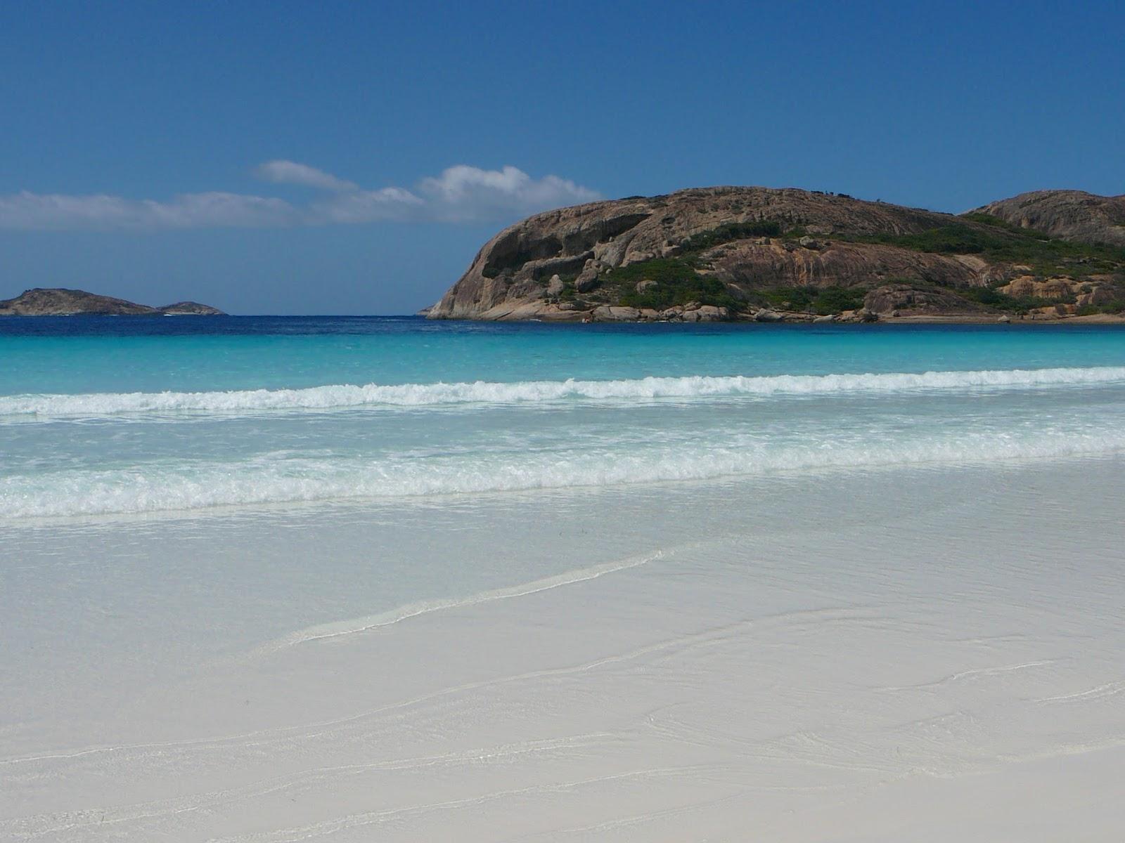 Lucky Bay Esperance Australia
