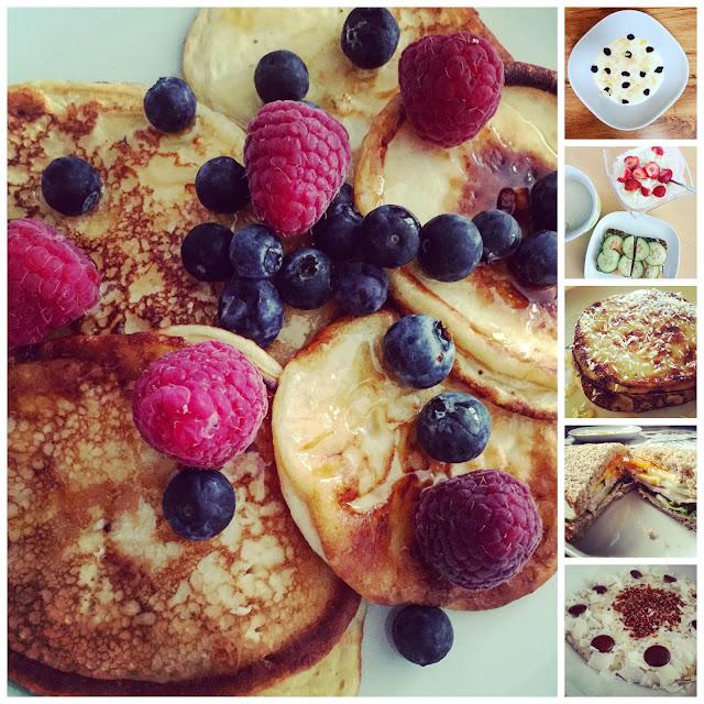 Frühstücksvarianten für jedermann