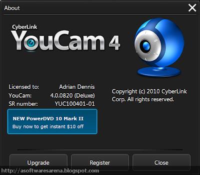 cyberlink youcam 5 deluxe full version