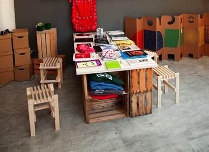 Wooden Pallets For Children's Room Decoration 2