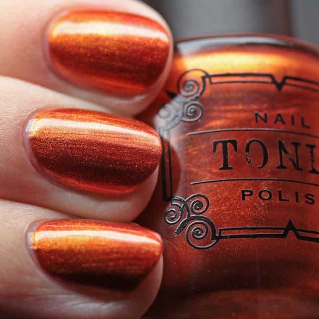 Tonic Nail Polish Saharan