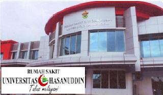 Lowongan Kerja Terbaru Tingkat SMK D3 S1 Rumah Sakit Universitas Hasanuddin