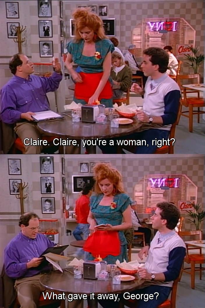 1x01   The Seinfeld Chronicles / Good News Bad News