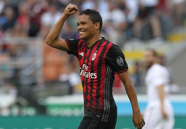 The Gunner Incar Carlos Bacca