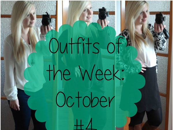Outfits of the Week: October #4