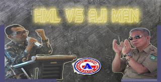 <b>HML Versus AJI MAN Dalam Pilkada Kota</b>