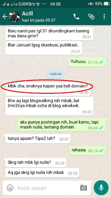 chat-beli-domain