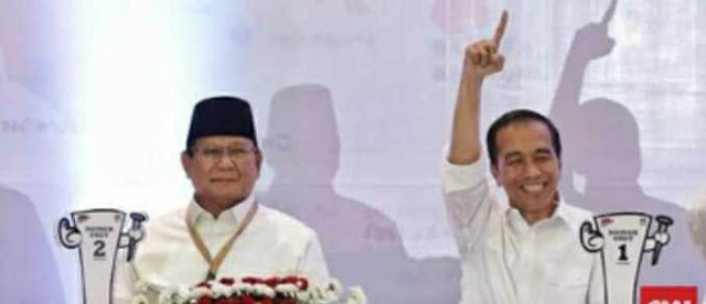 Reuni 212 Gagal Gerus Elektabilitas Jokowi-Ma'ruf